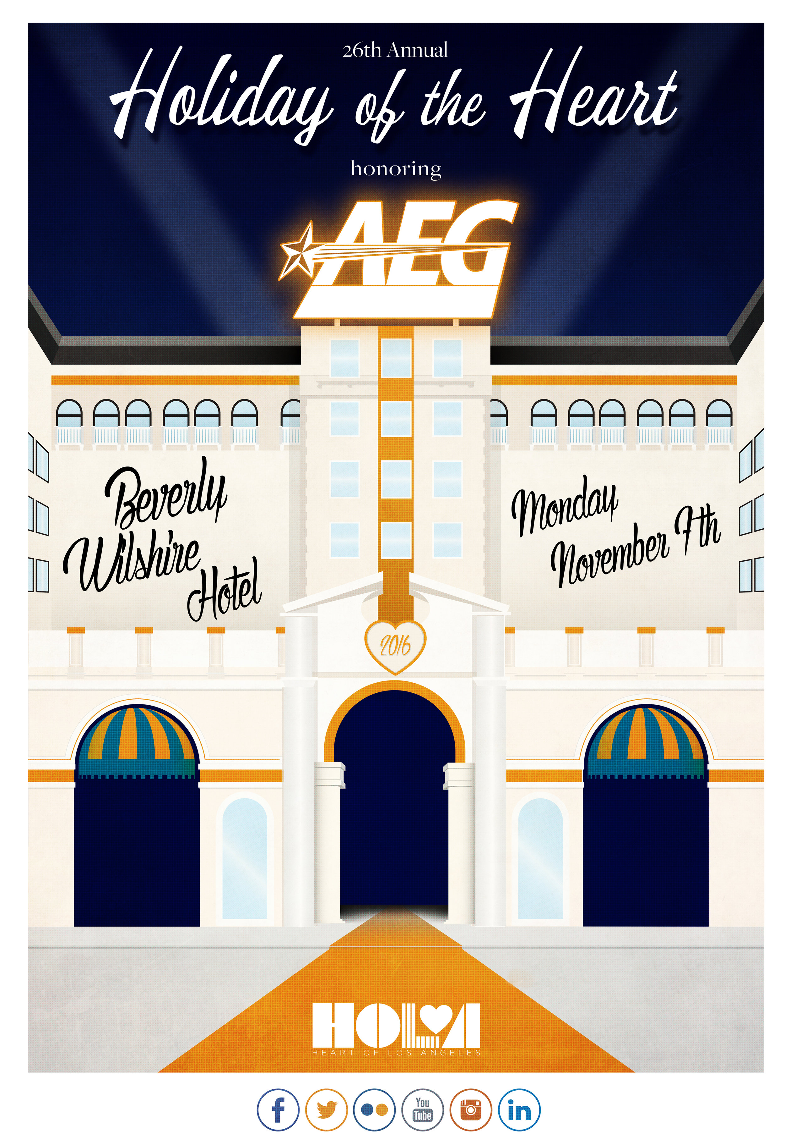 BEVERLY WILSHIRE - AEG & HOLA