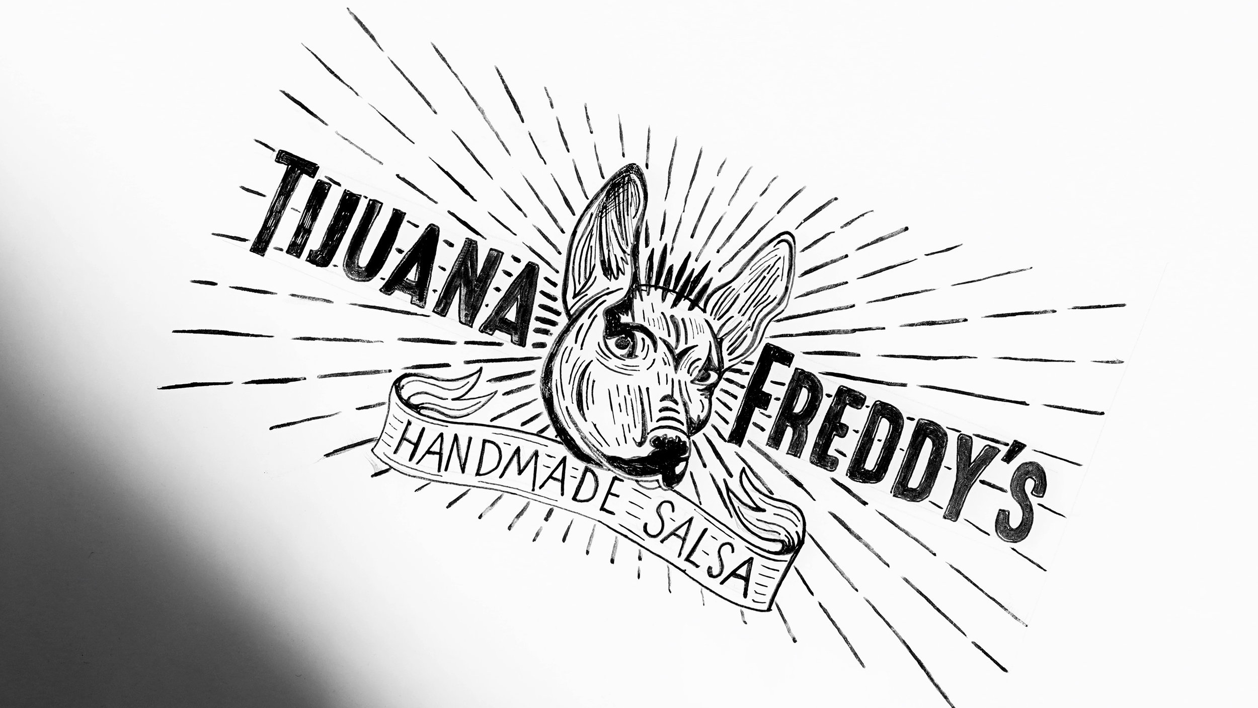 TIJUANA FREDDY'S - Branding | Illustration