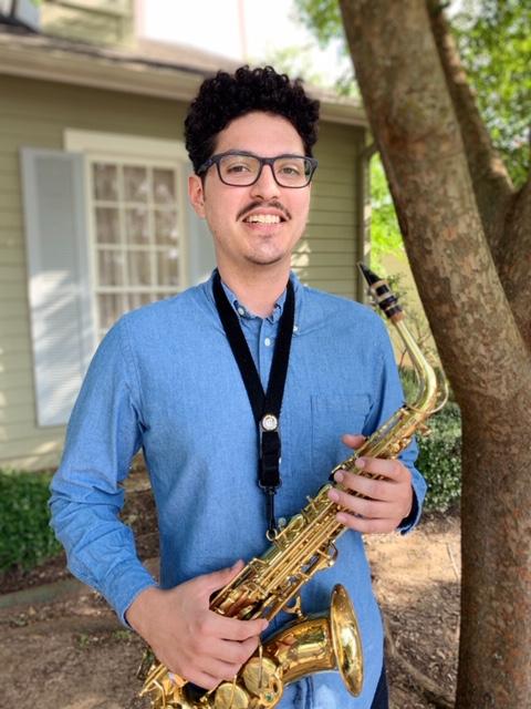 Sax, flute, clarinet