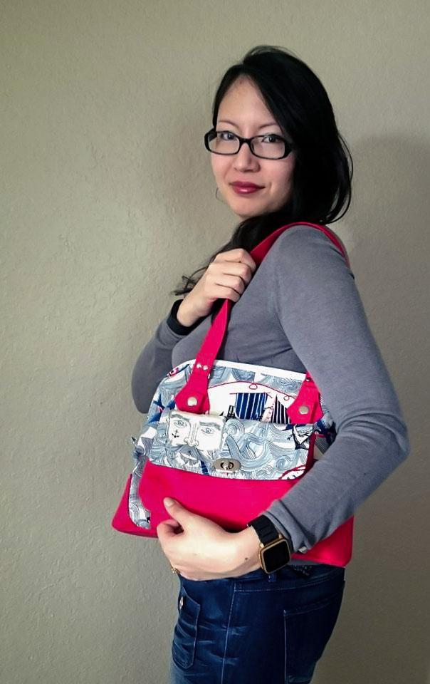 Bag and Photo by Liz Gilmartin