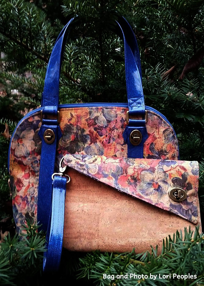 Bag and Photo by Lori Peoples