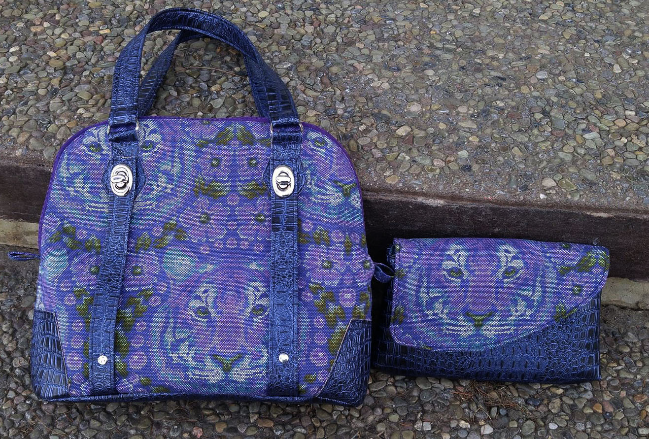 Bag and photo by Penny Sharpe-Scofield