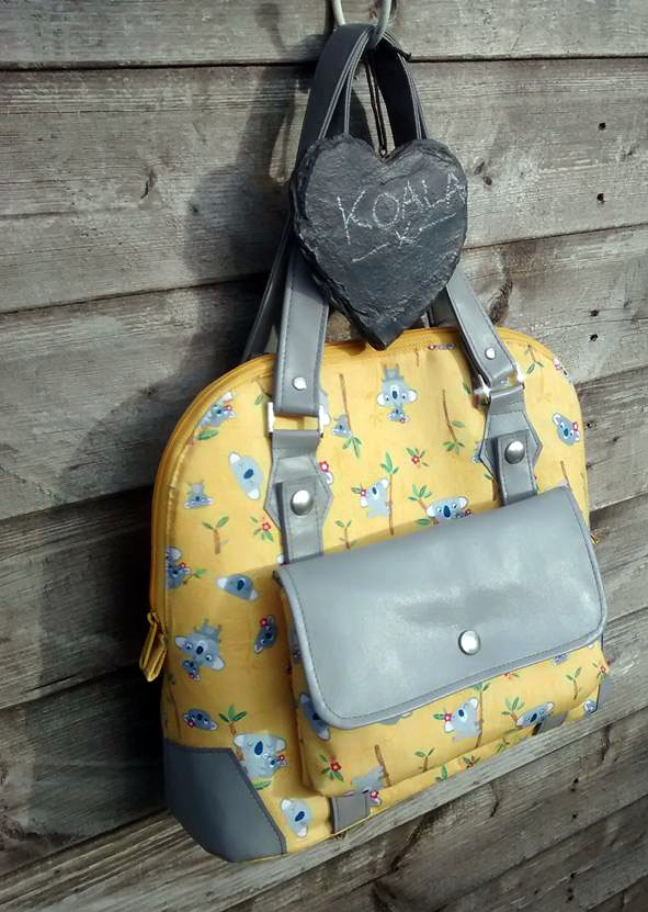 Bag and Photo by Susan Hewitt