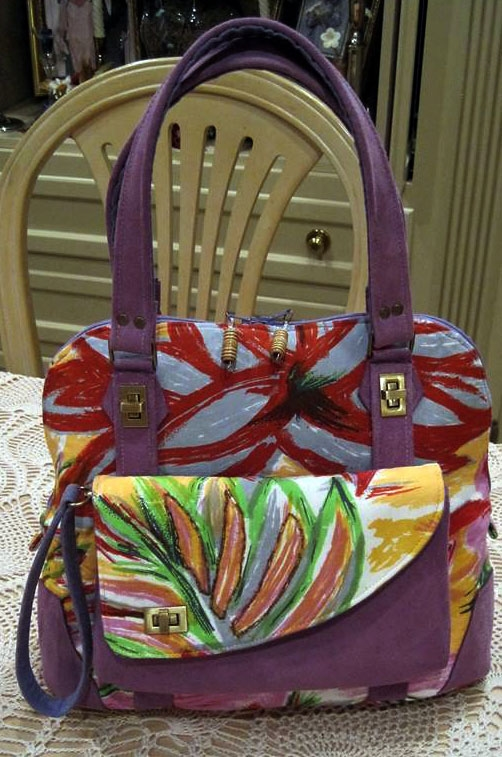 Bag and Photo by Betty Hoyle-Wind