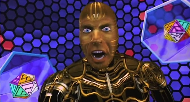 Could too much panicky news induce a  Lawnmower Man  style meltdown?