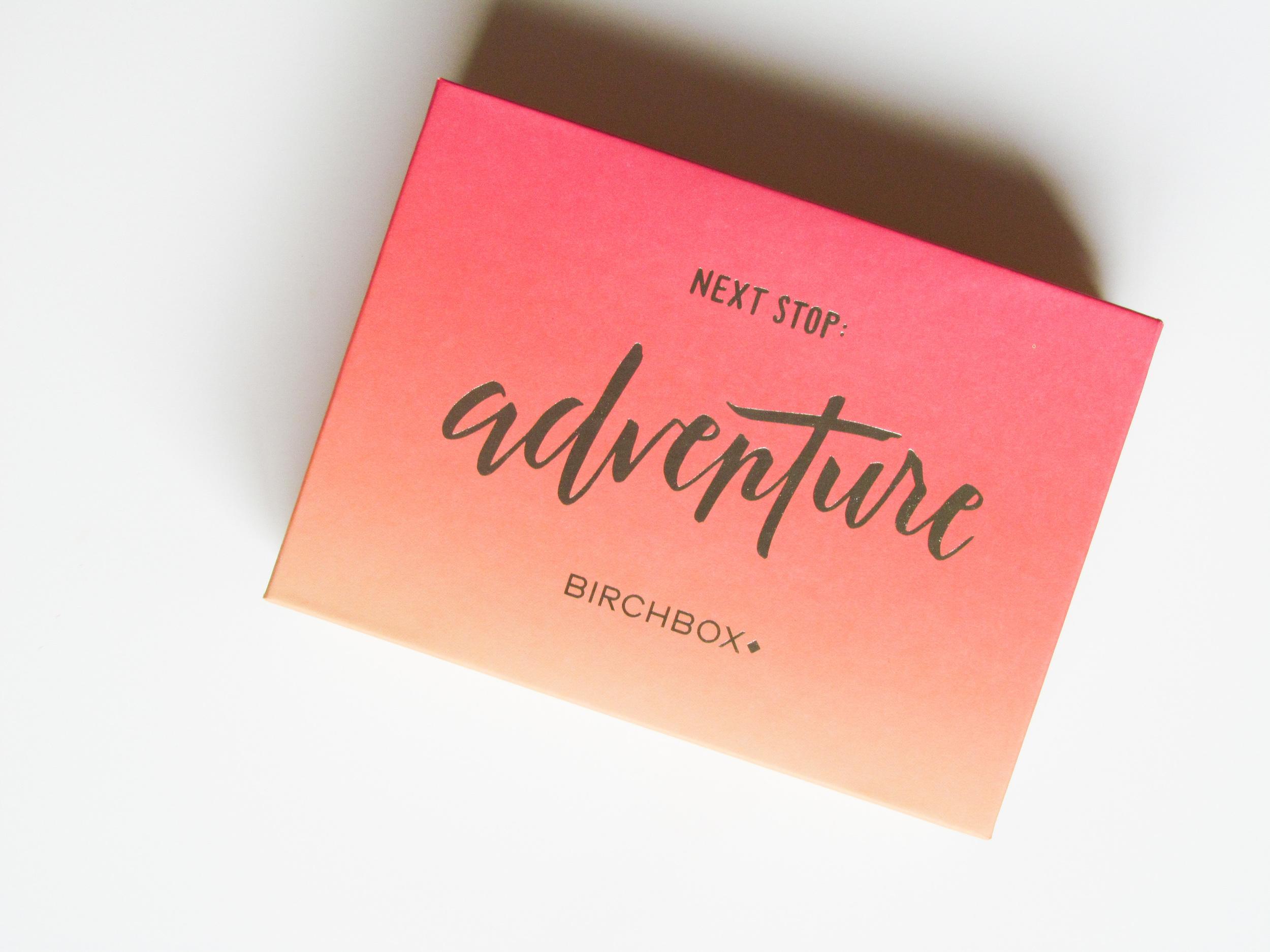 June 2015 Birchbox - Southern New Yorker - June Favorites