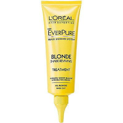 L'Oreal Paris EverPure Blonde Treatment -  Top 6 Beauty Products from L'Oreal Paris - Southern New Yorker