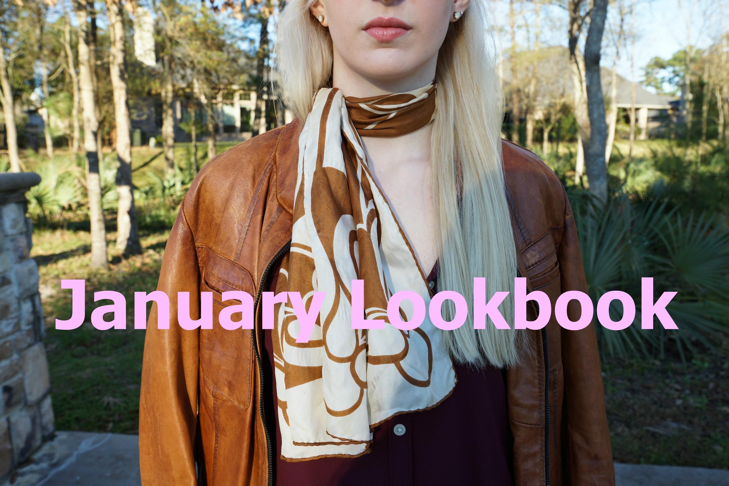 January Lookbook 2016 - Southern New Yorker - Audra Koch