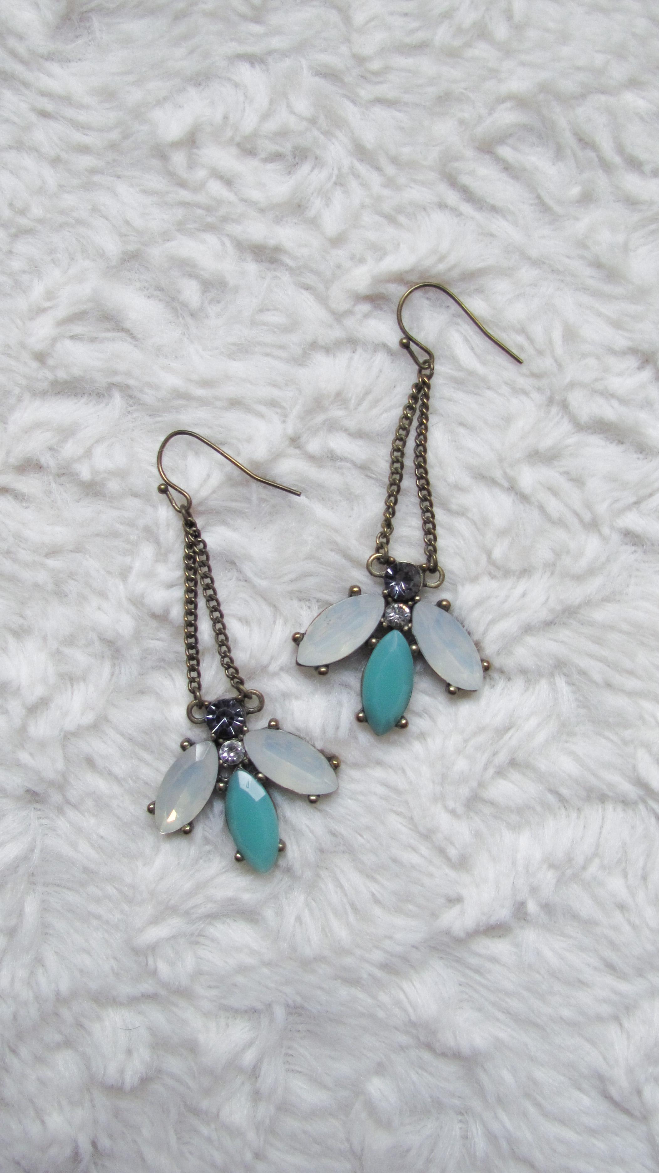Perry Street Stella Earrings - April Rocksbox - Southern New Yorker