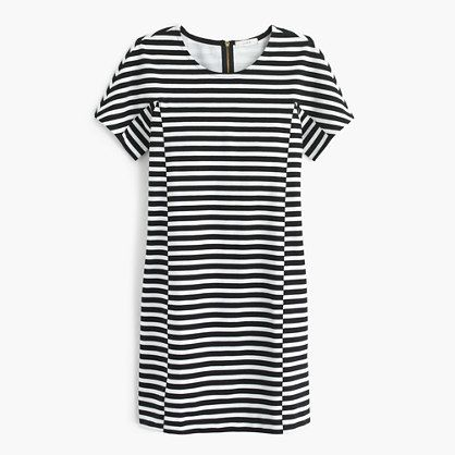 J.Crew striped T shirt dress - Southern New Yorker