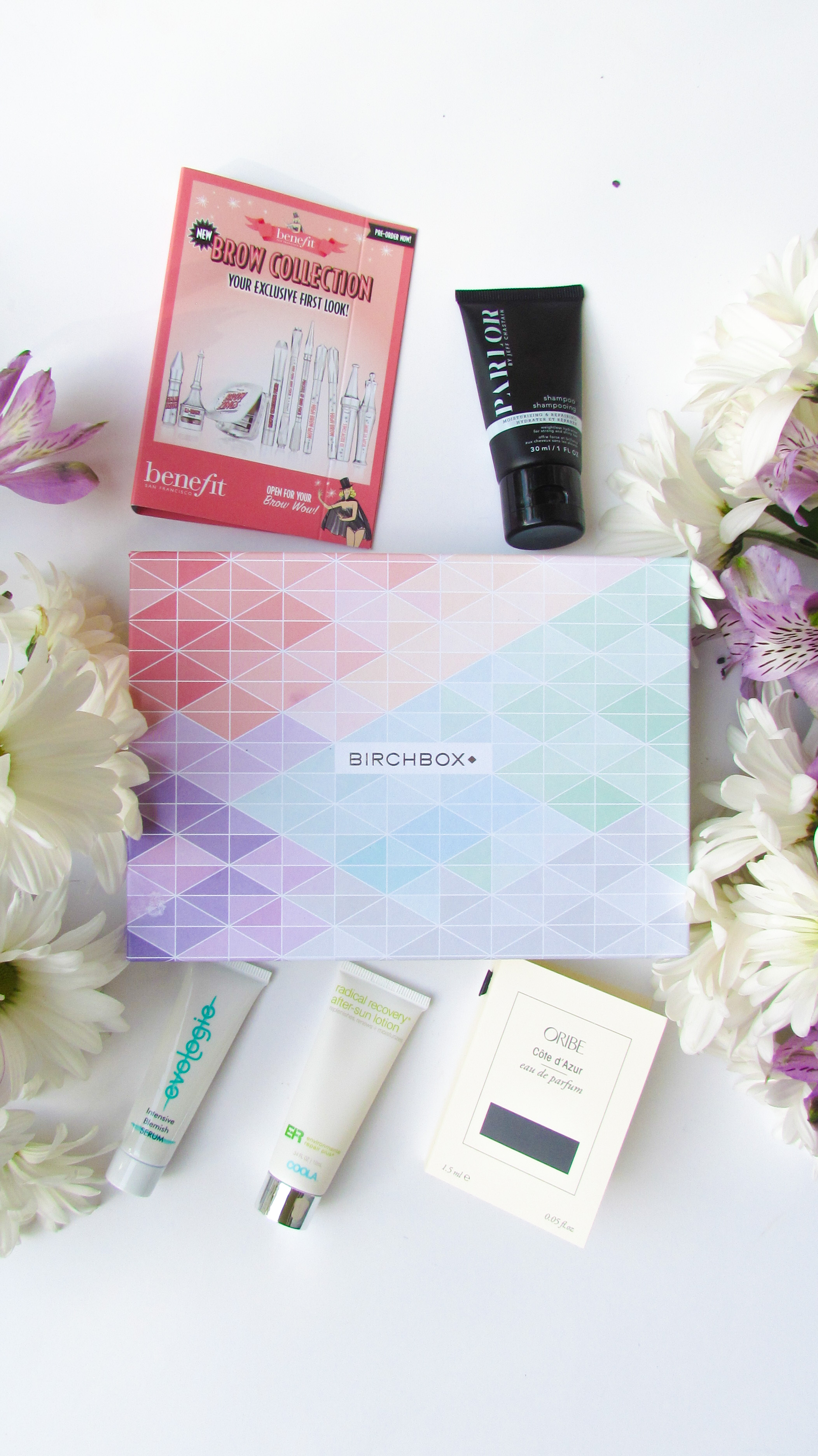 June Birchbox - Southern New Yorker