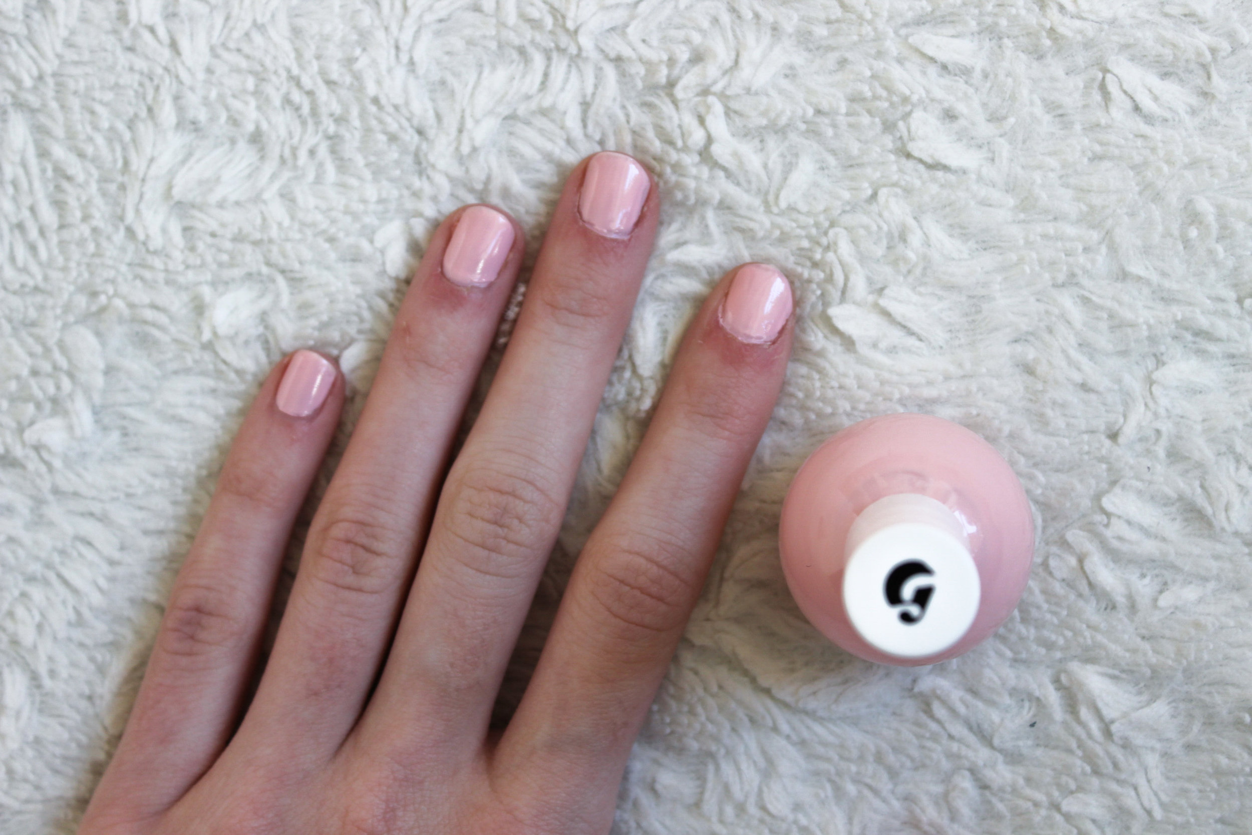 Glossier Black Tie Set Nail Polish