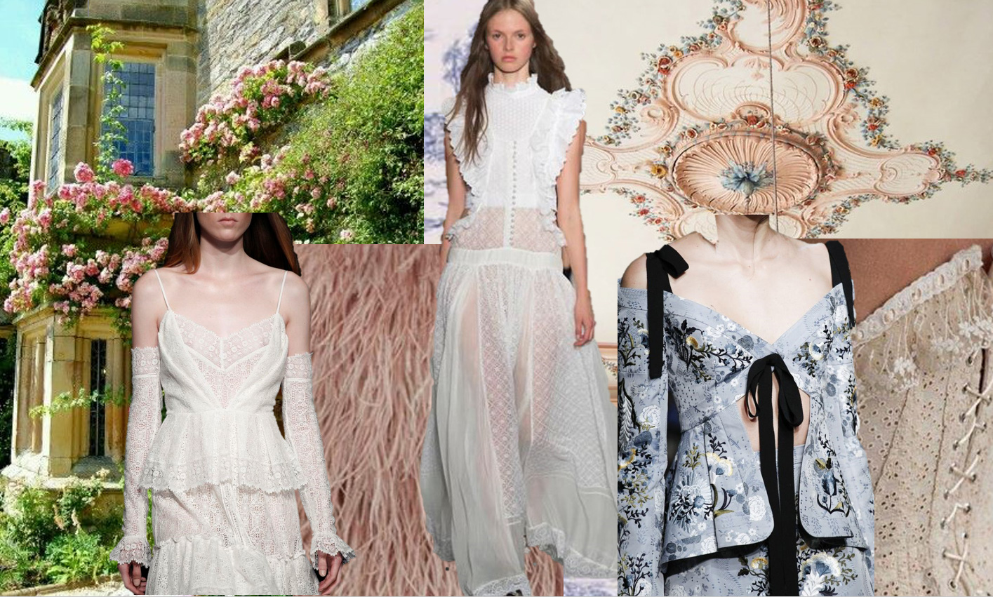 Spring 2017 Trends - Victorian