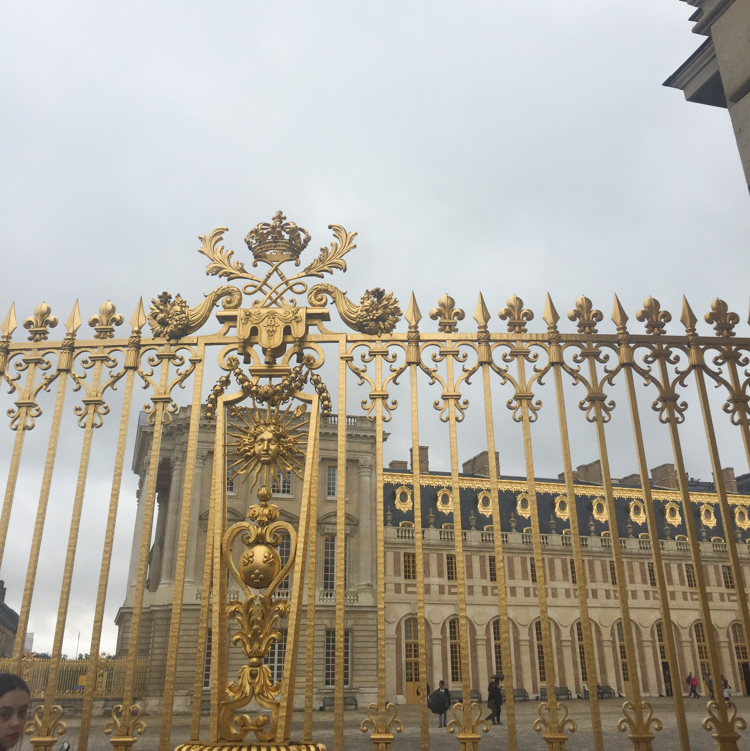 Gates of Versailles