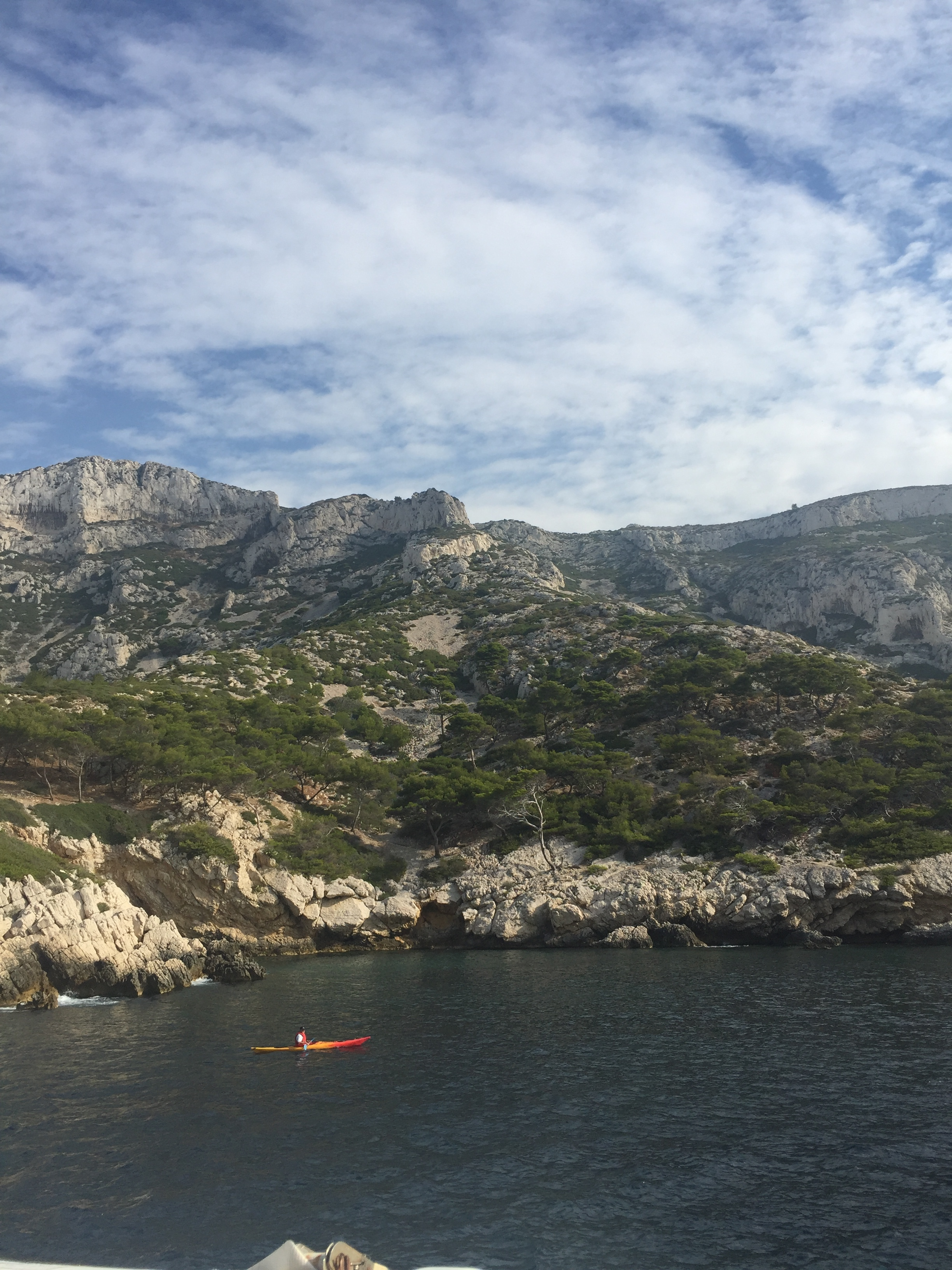 la Calanques marseilles france