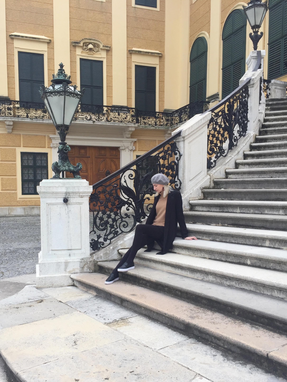 audra koch schonbrunn palace vienna austria