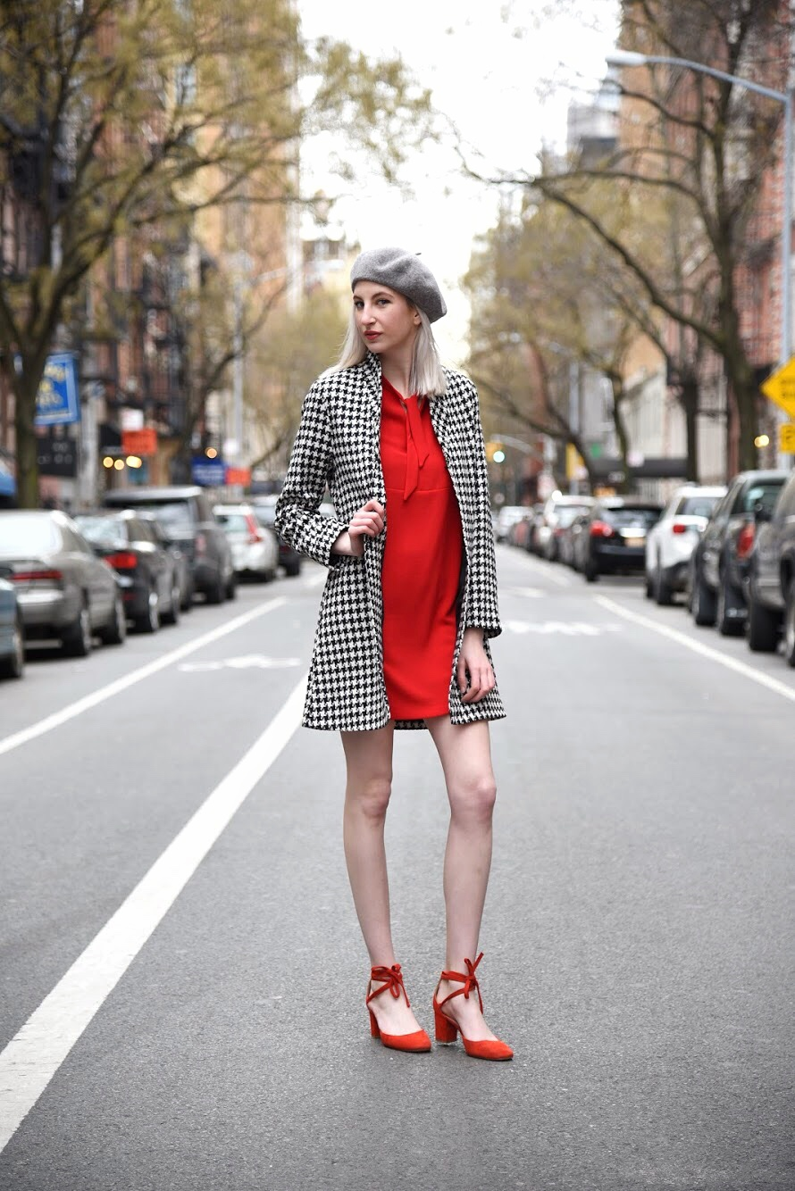 valentines day style, dresses for valentine's day, red dress, red heels