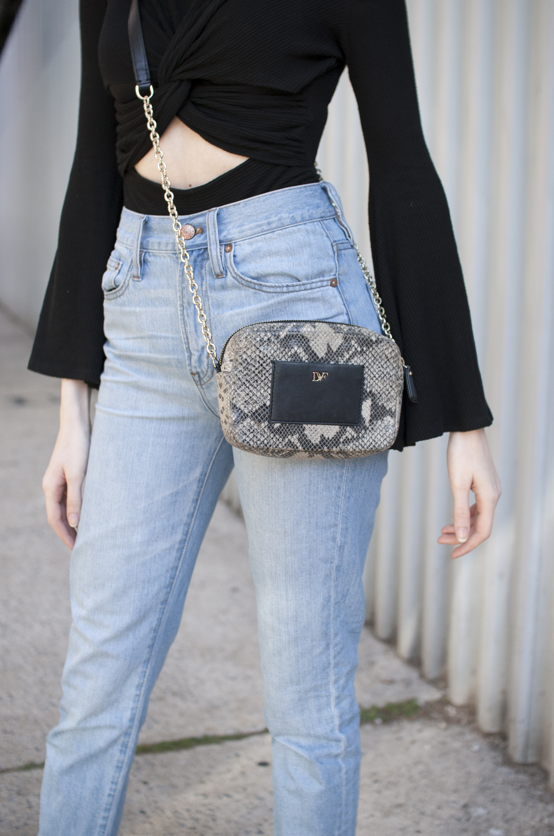 mom jeans outfit, boyfriend jeans outfit, cushnie et ochs, bell sleeve top, block heel mules, heeled mule sandals, cat eye sunglasses, white sunglasses, summer outfit inspiration