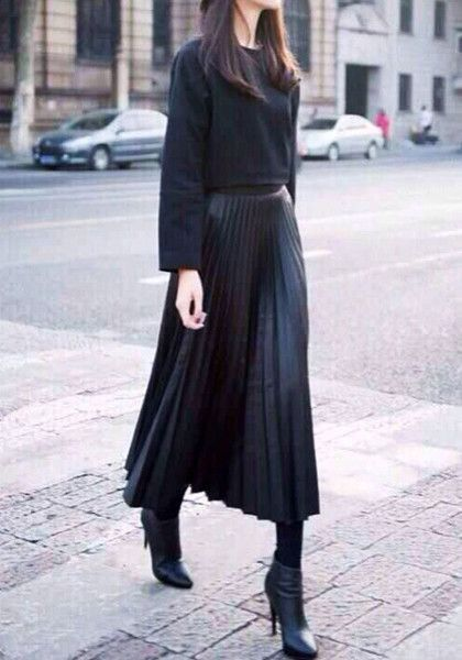 midi skirt outfit winter how to wear.jpg