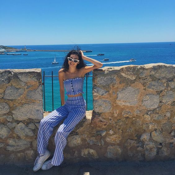 her style: mixing prints with daphna ben-ari