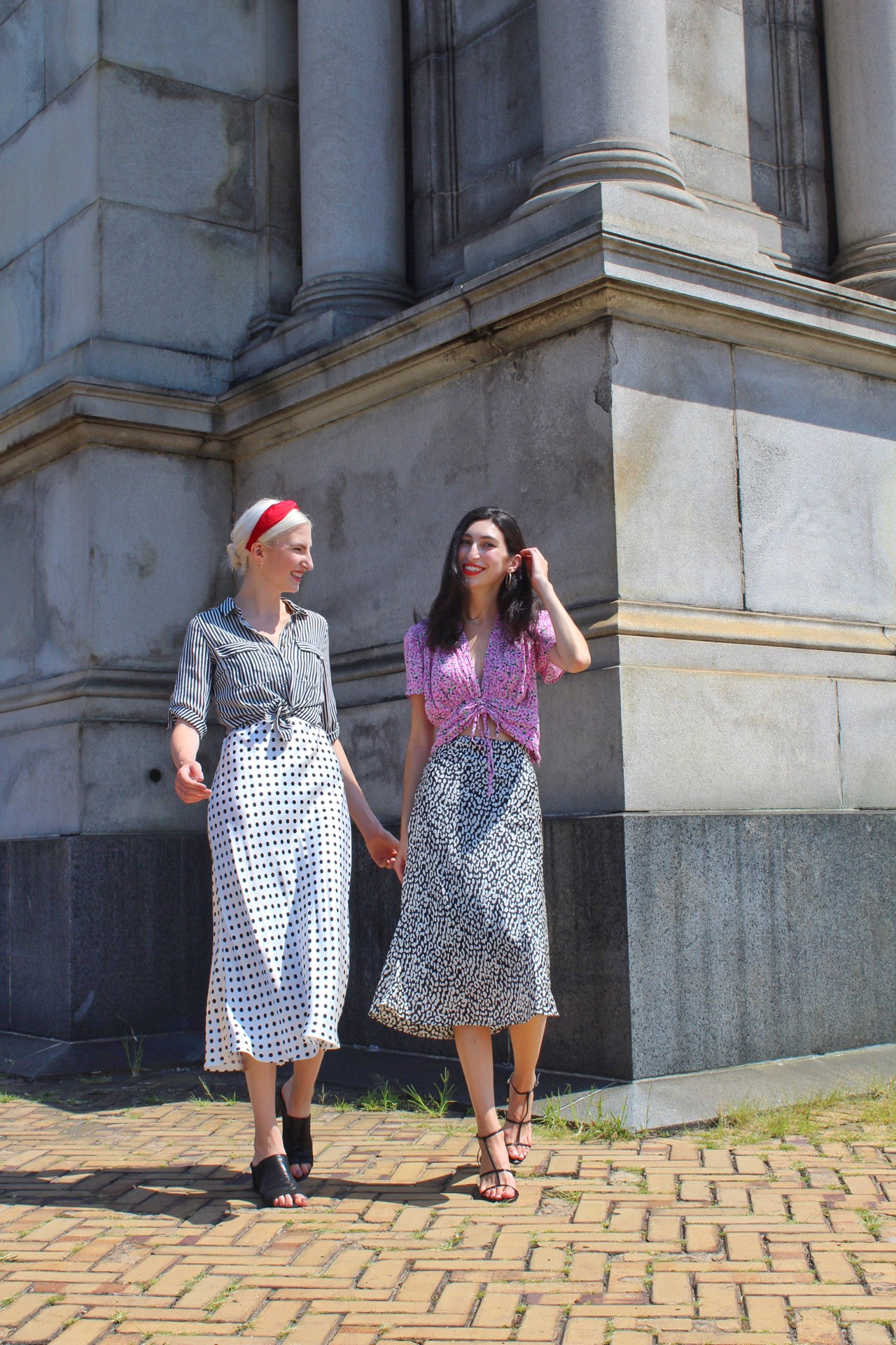 Her Style: Mixing Prints with Daphna Ben-Ari, How to mix prints,