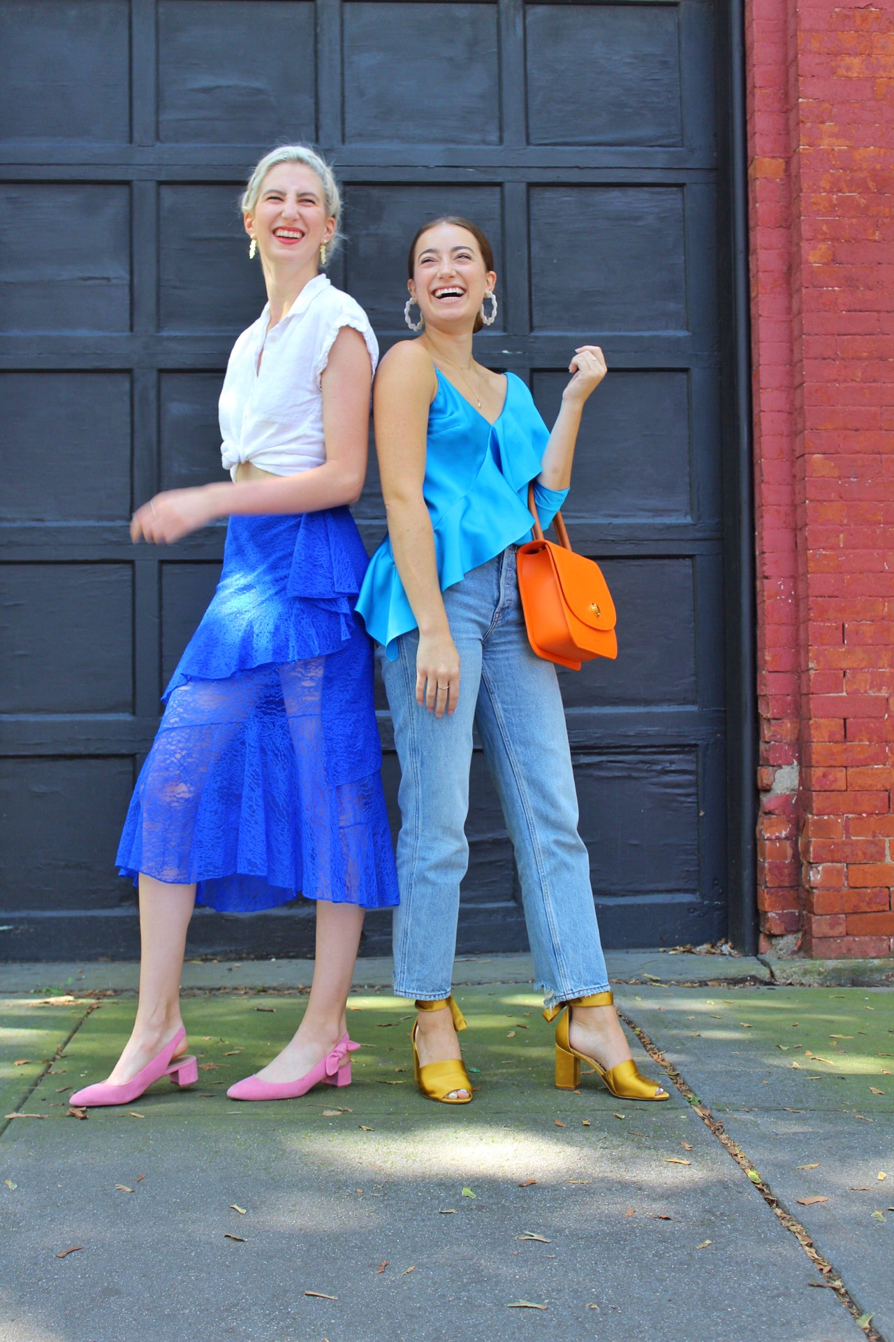 how to style asymmetry with Kayla Maryly Omsberg. Her Style on Southern New Yorker by Audra Koch. fashion, beauty, and life advice from ambitious and styish women.