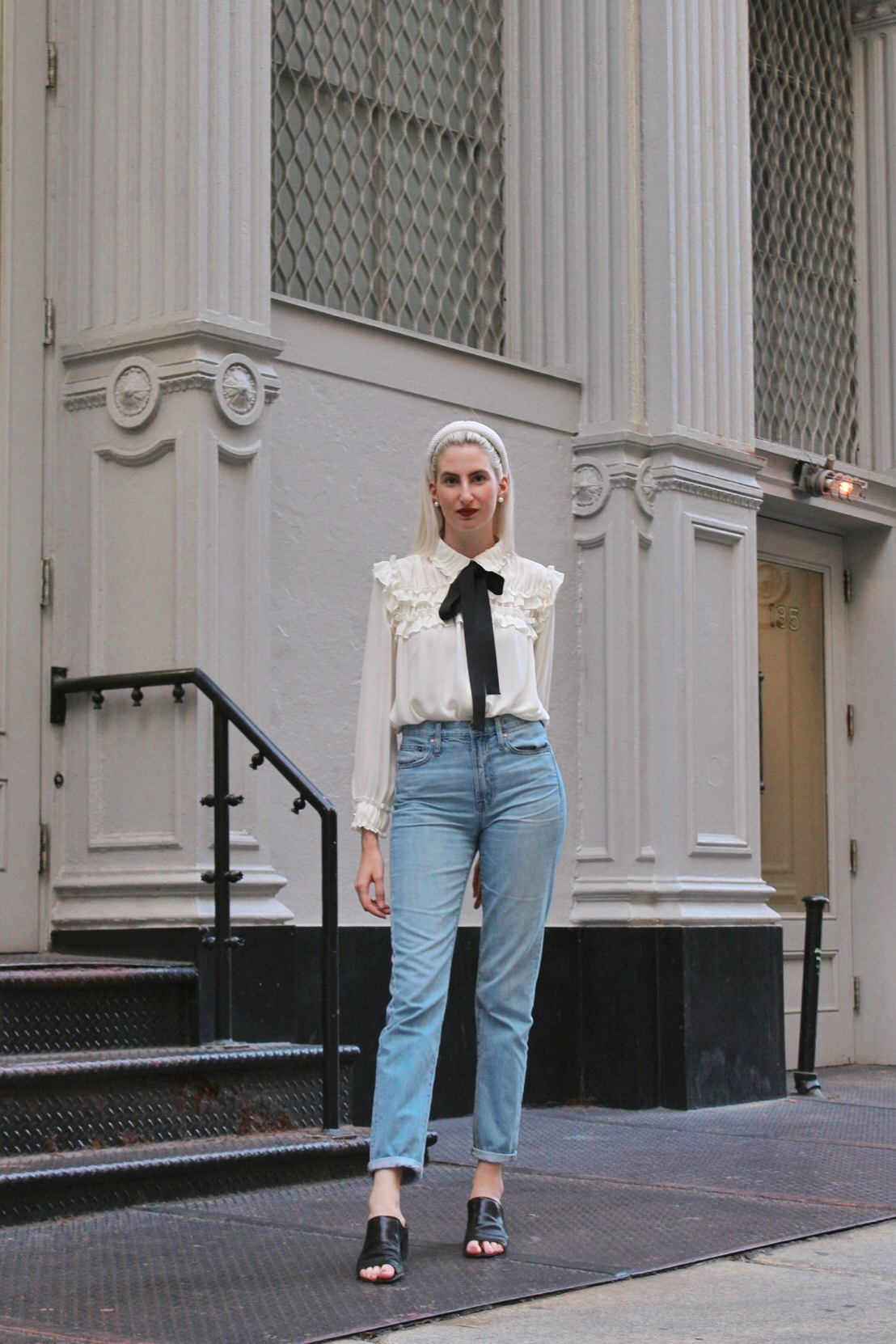 Her Style, Romanticism with Charmaine Charmant and Audra Koch. Interviews with stylish women, bloggers to follow, best fashion bloggers, best influencers, best blogs