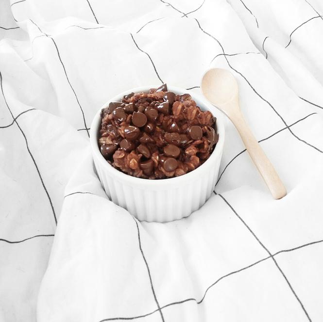 Chilli Chocolate Oats
