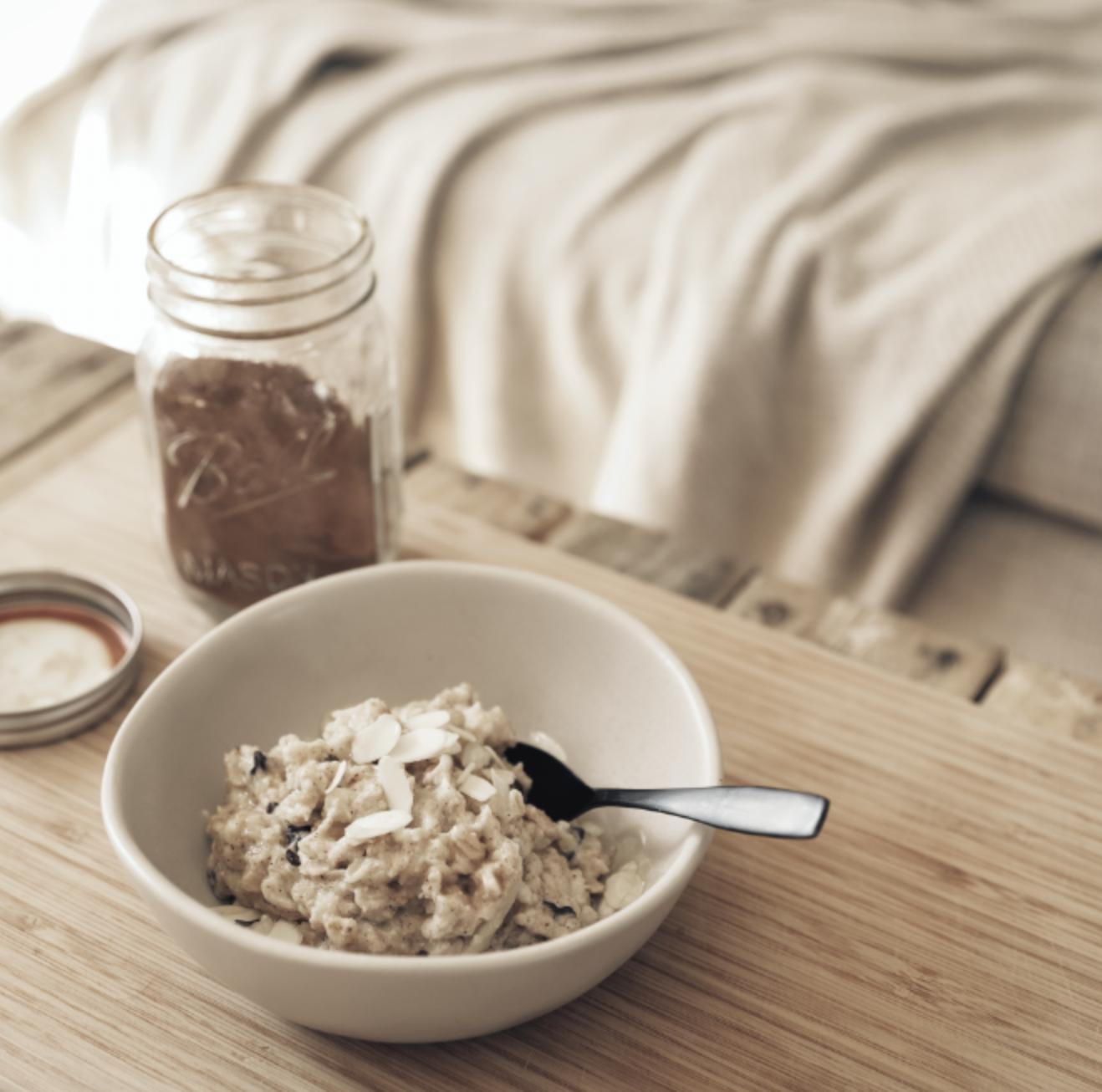 Breakfast: Protein Oats