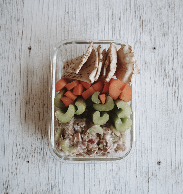 Tuna Salad Meal Prep Pack