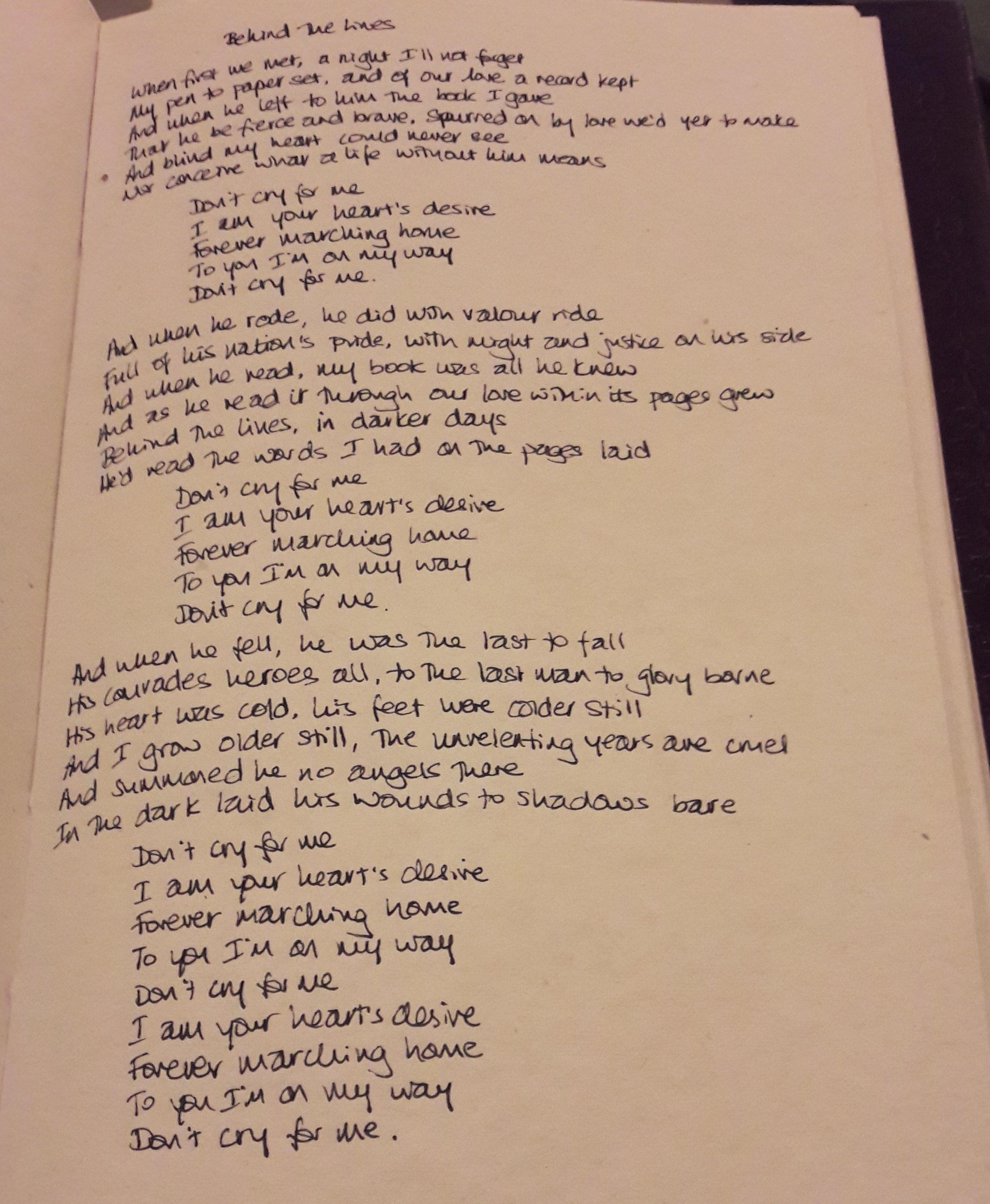 BehindTheLinesLyrics.jpg