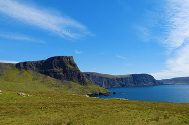 Waterstein Head, Isle of Skye on Wander Nature