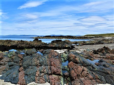 Isle of Iona on Wander Nature