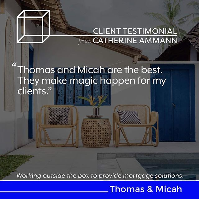 We work with realtors to make sure their clients get the home loan they need and are able to close on the home they want. #tuesdaytestimonial #mortgagebroker #mortgagelender #homeloans #homefinance #lahomes #homebuyers