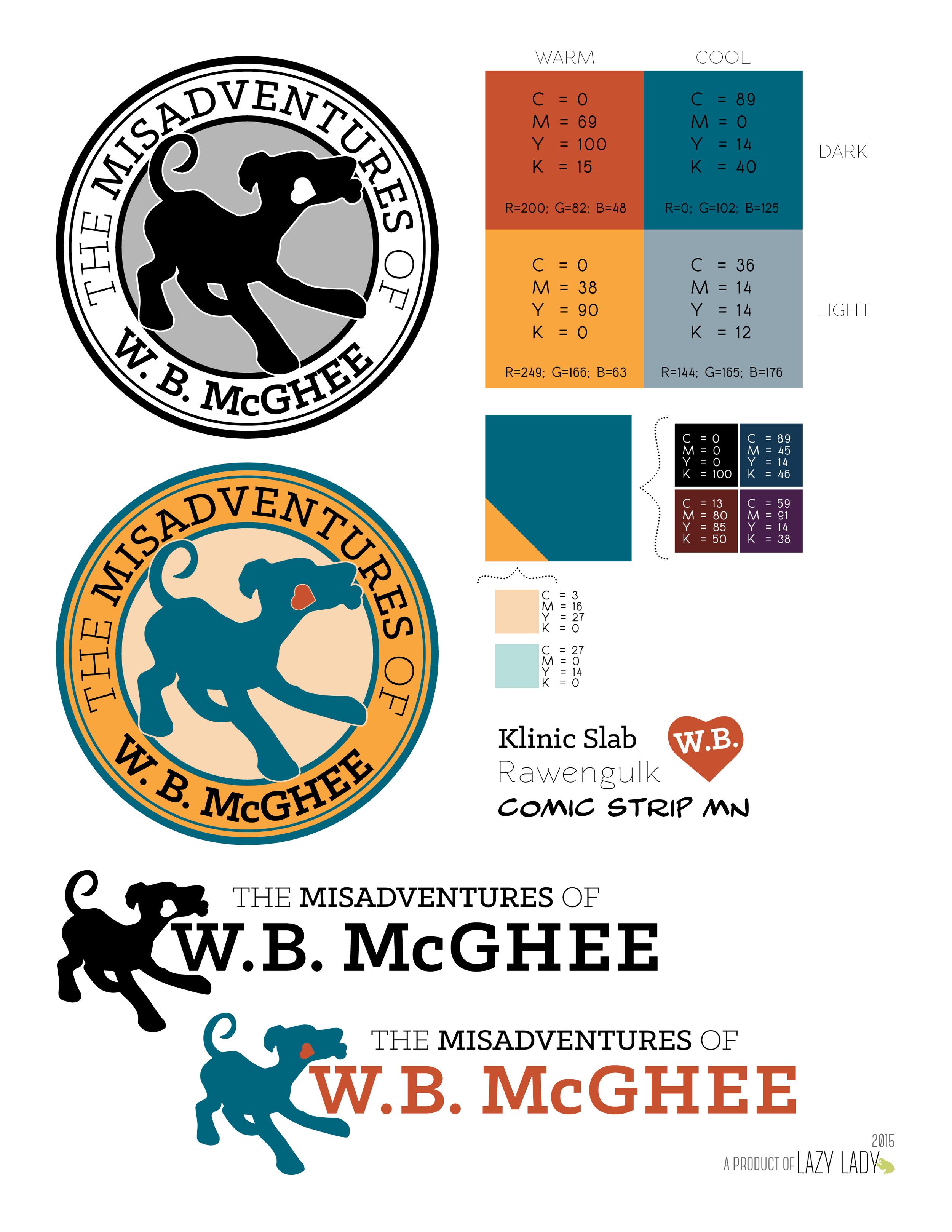 WBMcGhee Branding