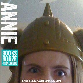 Books Booze Bajingos Book Club-Annie