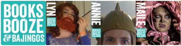 BooksBooze+Bajingos
