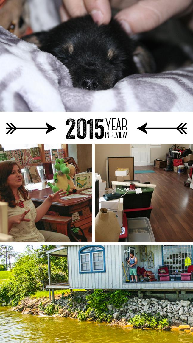 LazyLady-2015-Review