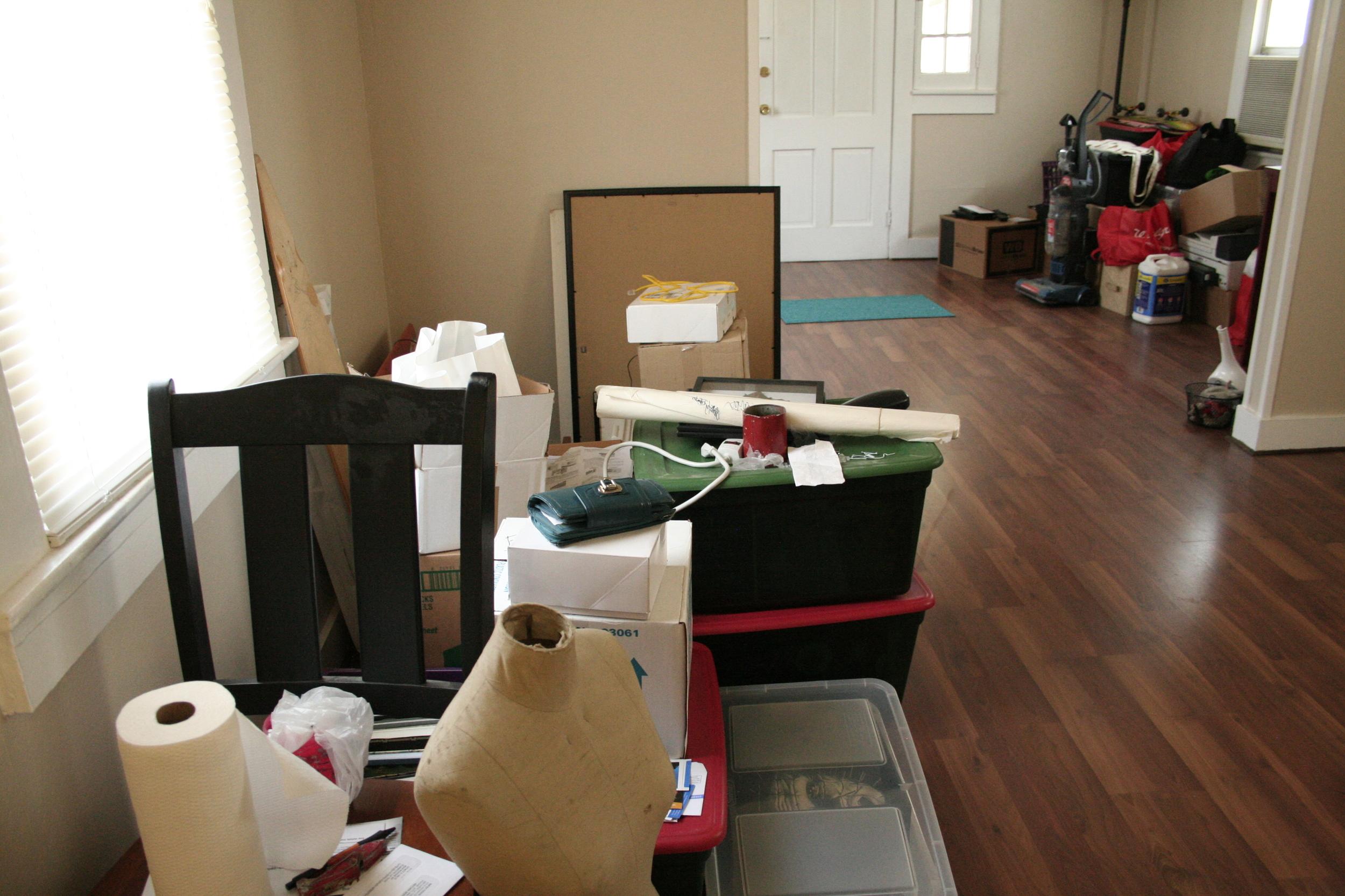 LazyLady-Moving