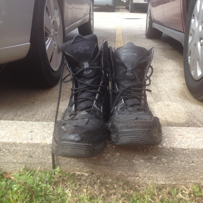 Betcha I know where you got dem shoes