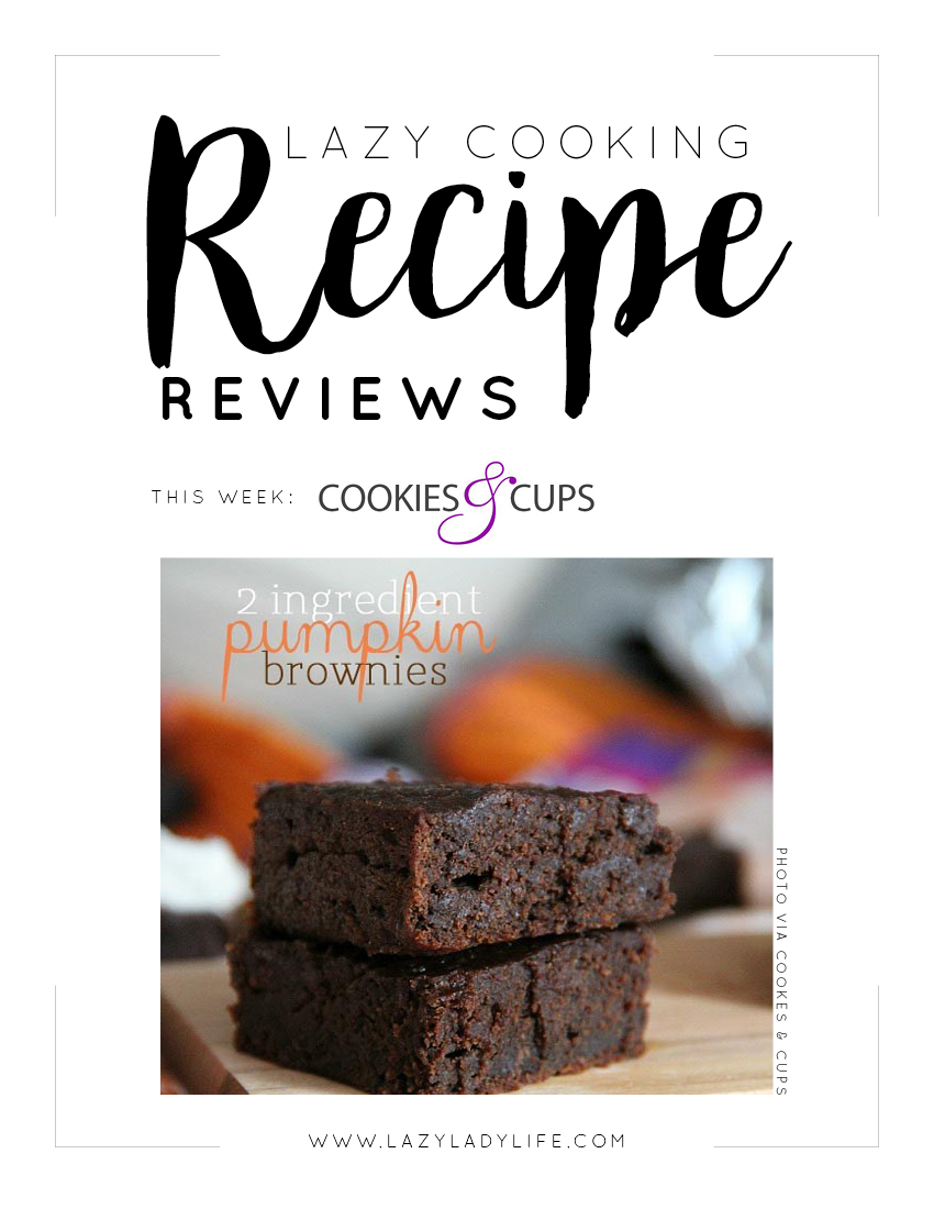 CLICK HERE  for the original recipe from Cookies & Cups.