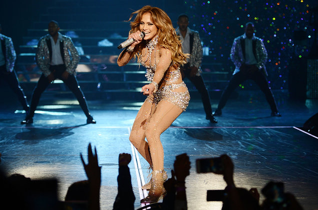 - JLo: All I Have Vegas Residency