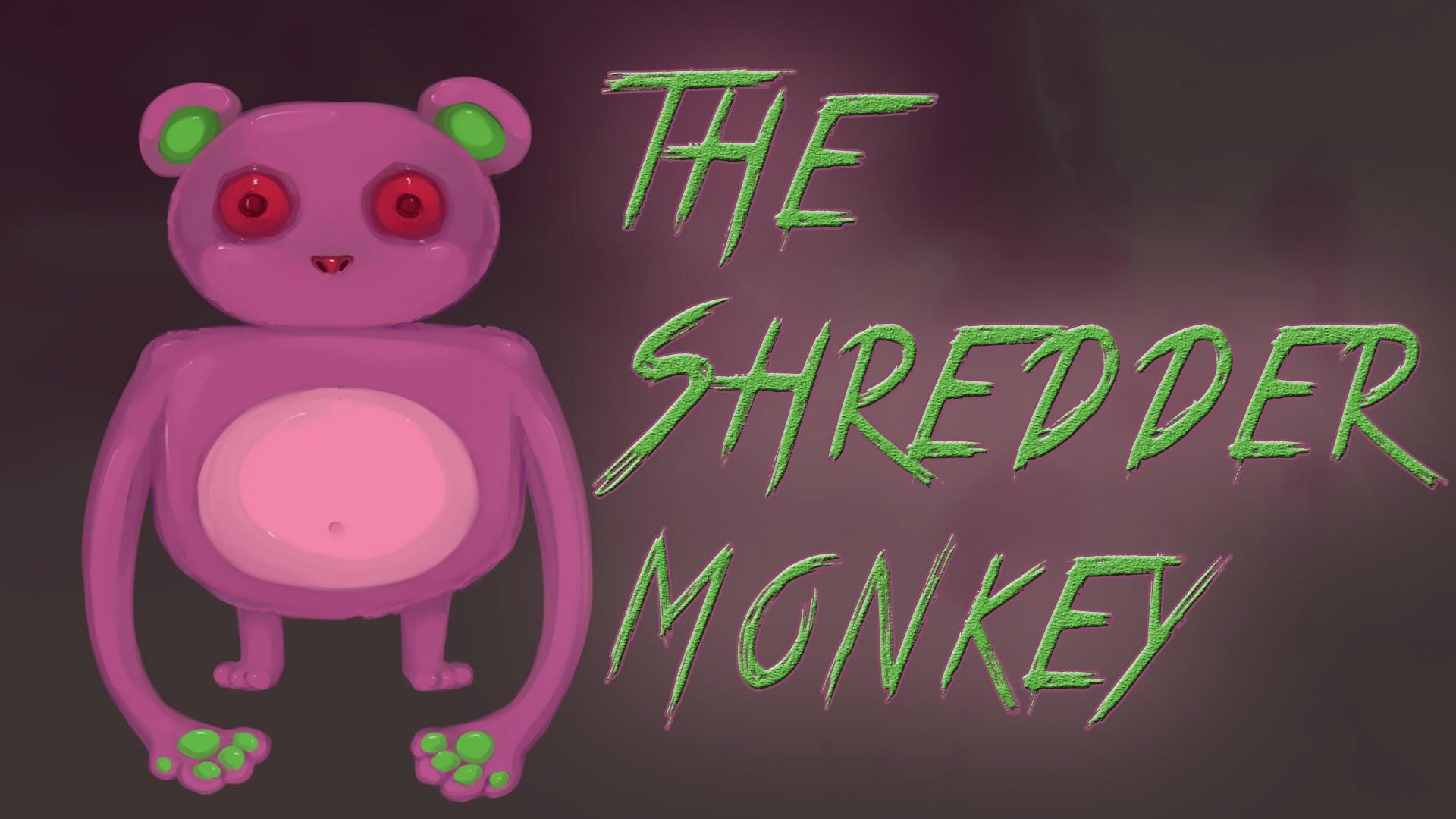 Shredder Monkey by  MantaTheMisukitty .