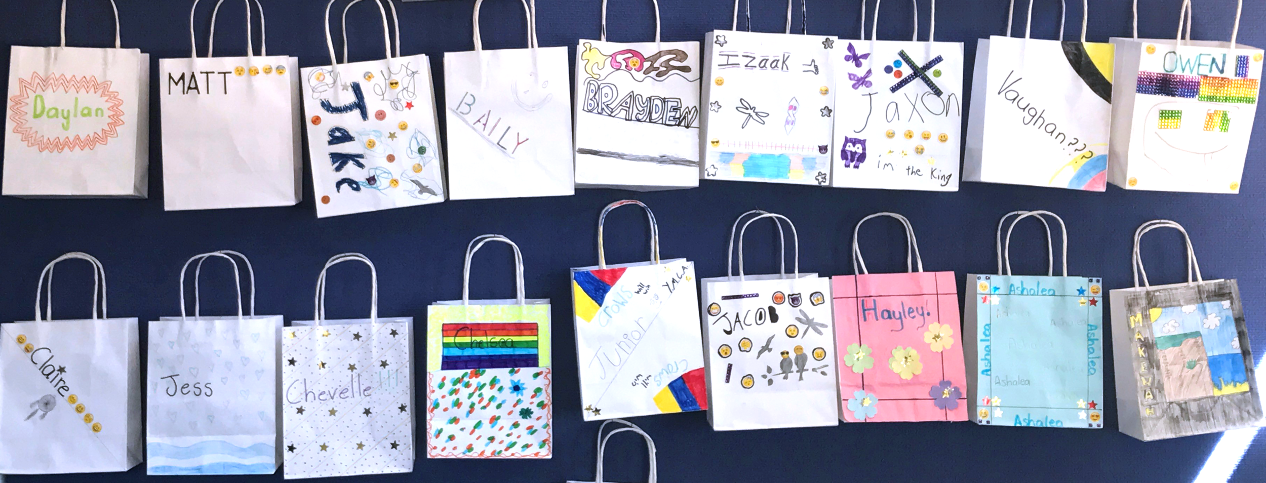 compliments bags