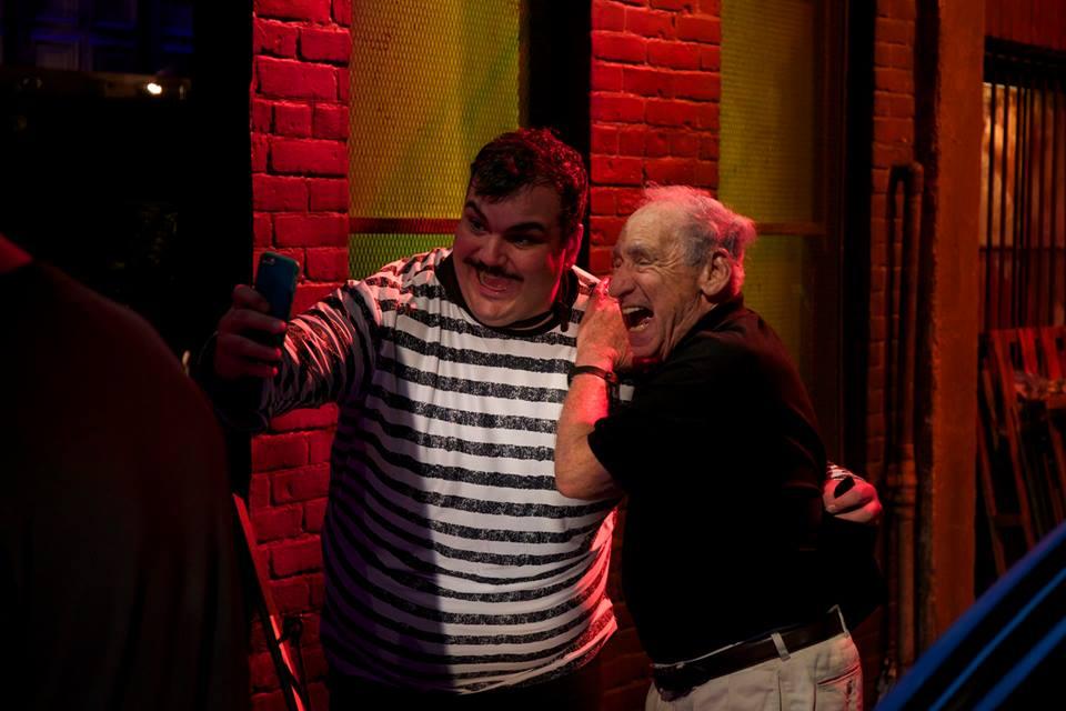 Ian Karmel and Mel Brooks.jpg