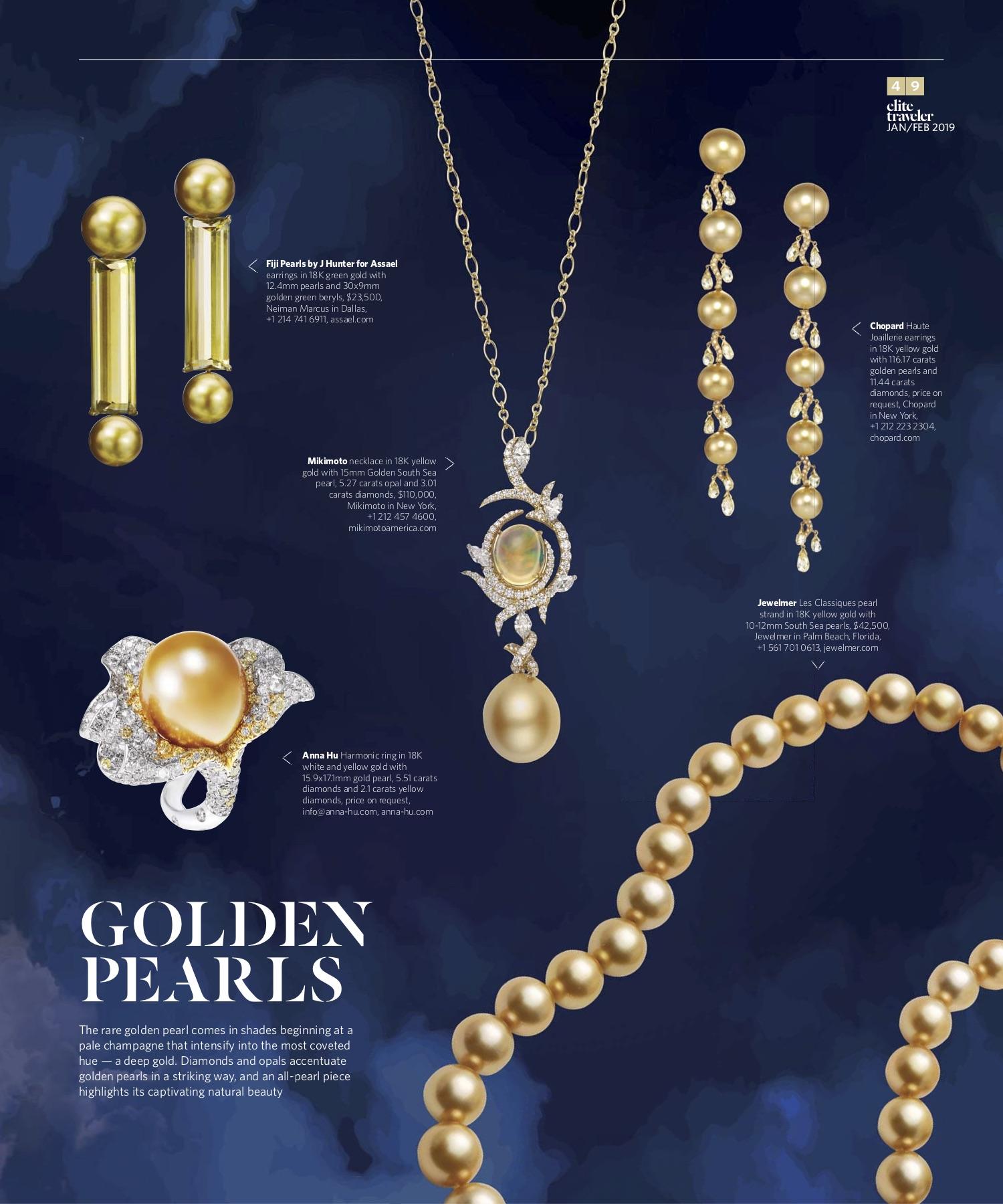 January/February 2019 | Golden Pearls