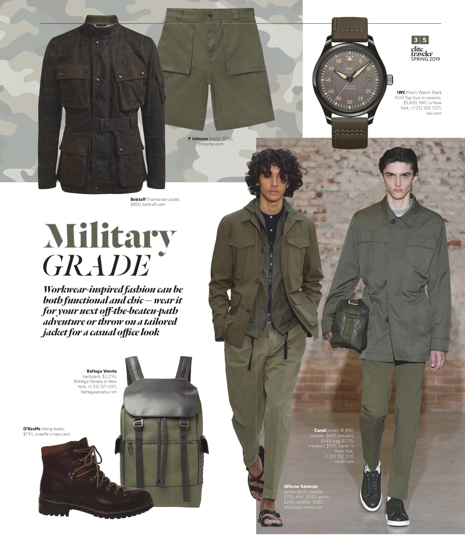 Spring 2019 | Military