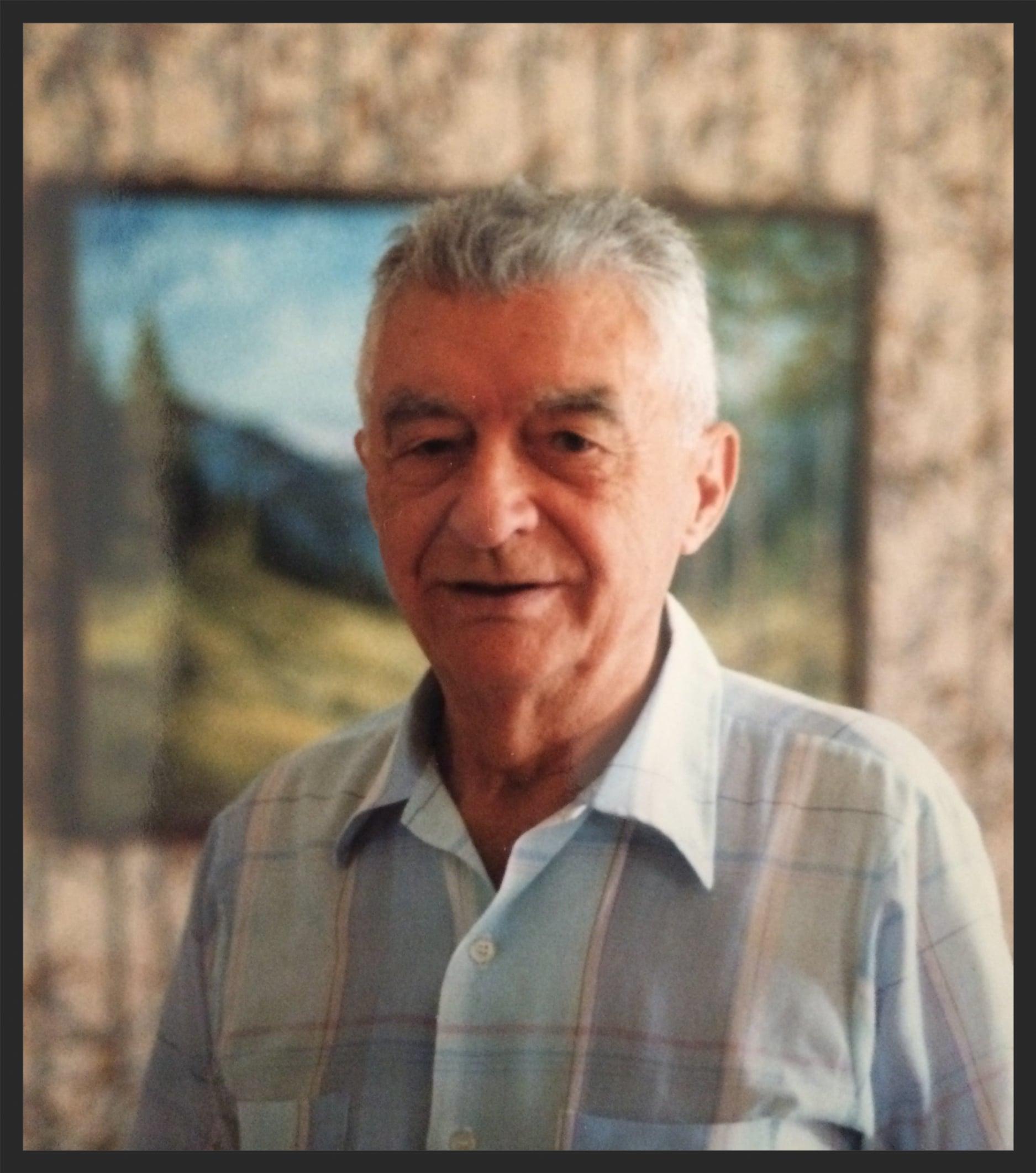 Laszlo Czapary (1916-2004)