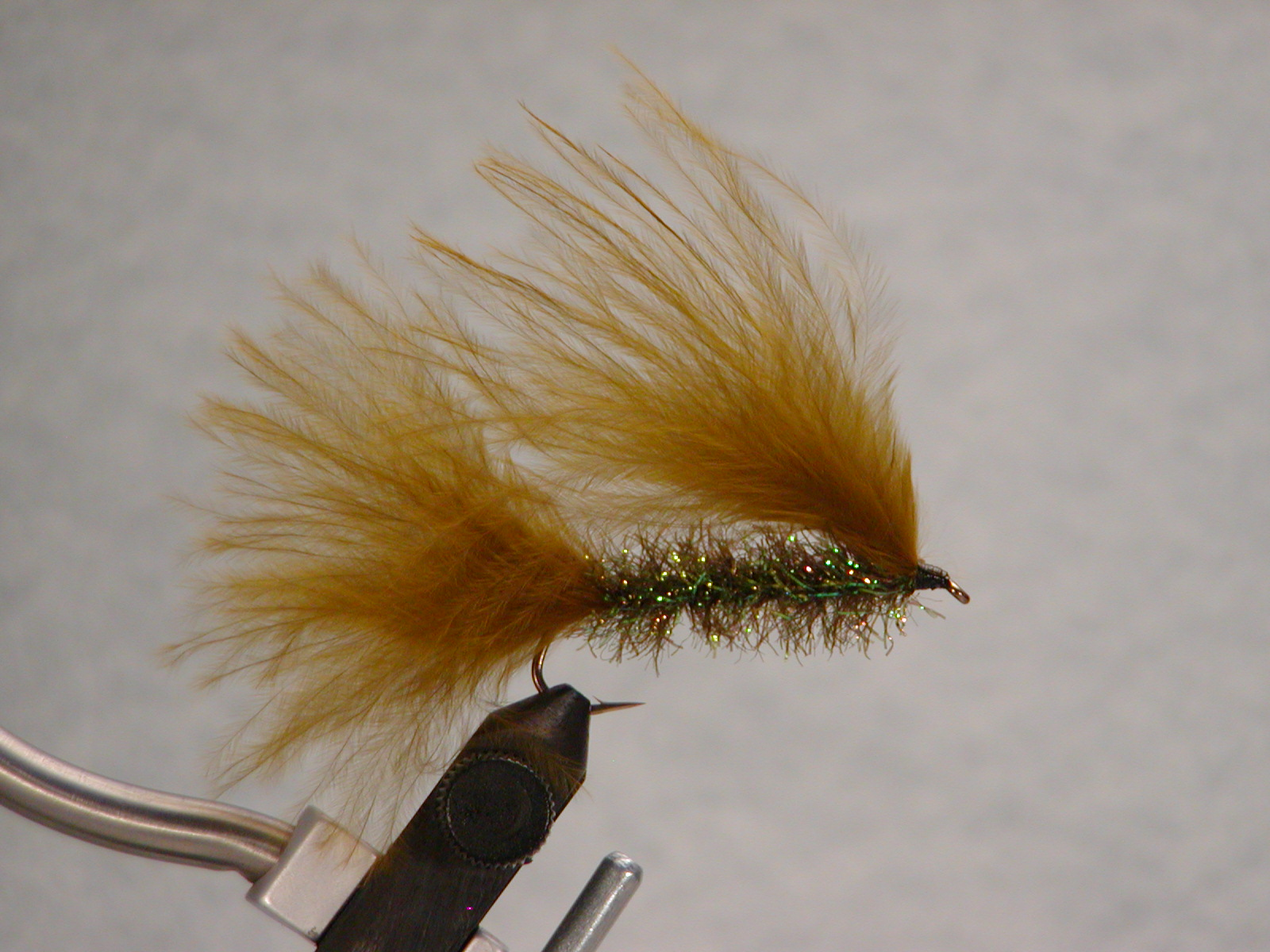 Olive Leech #4, Jay Fair Trolling Fly. $5.49, sold in pairs.