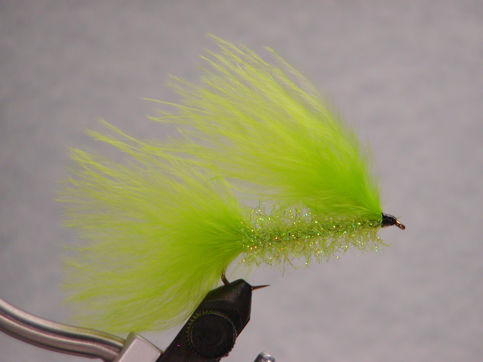 Chartreuse #4, Jay Fair Trolling Fly. $5.49, sold in pairs.